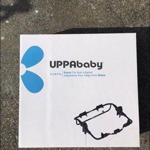 Grace/uppa baby vista car seat adaptor